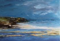 Szkockie wybrzeże / Scottish landscape